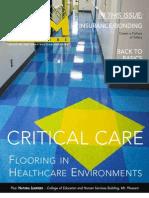 CAM Magazine September 2009 - Flooring, Construction Law/Bonding