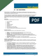 Gastroenteritis an Overview