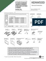 Manual DNX4280BT 5280BT, 5380BT, 5580, 6040, 6180, 6480, 6980