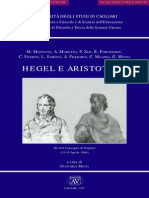 Atti del convegno Hegel e Aristotele. Volume XIV