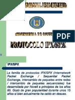 Exposicion de Protocolo Ipx-spx