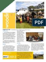 Goroka, April 2013 - Highland Life