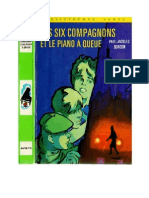 Les Six Compagnonset Le Piano a Queue