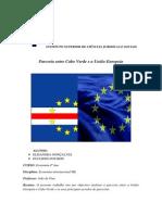 Cabo Verde e a União Europeia