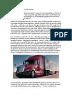 Trucking Jobs Columbus Seeks to Inspire