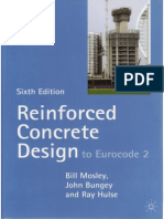 Reinforced Concrete Design to Eurocode 2