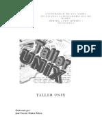 Taller Unix 0.1