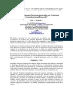 Atención Temprana e Intervención en niños con TGDs. Dolz, I; Alcantud, F. U.I. ACCESO. U.Valencia.