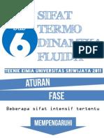 PPT Termodinamika 2 Bab 6