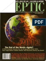 Skeptic Magazine Vol. 15 No. 2, 2009