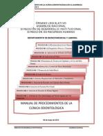 Manual de Odontología