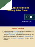 -Sales Organization