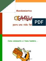 Mandamientos de Garfield