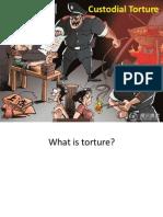 Torture Law Ppt