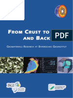 From Crust to Core (Simplified Book) Bayerisches Geoinstitut