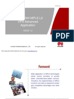 Odc010004 Mpls l3 VPN Advanced Application Issue 1_2