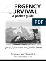 Emergency Survival a Pocket Guide