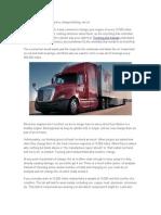 Trucking Jobs Kansas Want to Change Thinking, Not Oil