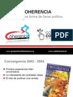 Exposición Coherencia Perú.