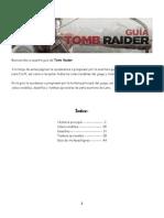guía de Tomb Raider