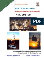 NTC 903100 Fornecimento em tensão primaria de distribuição.pdf