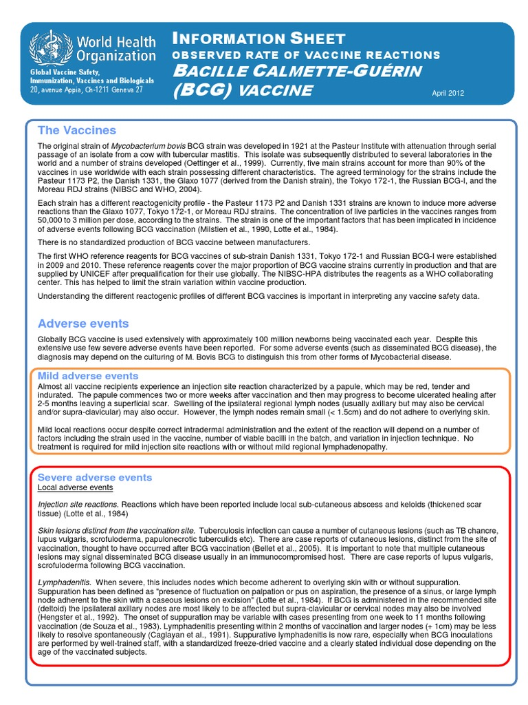 BCG-itis2 pdf | Hiv/Aids | Tuberculosis