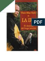 54245130 La Ira El Dominio Del Fuego Interior Thich Nhat Hanh