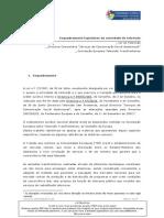 Enquadramento Legislativo Da Actividade de Televisao Notas