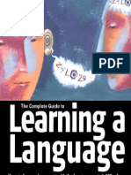 The Complete Guide to Learning a Language