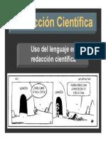 VARIOS-REDACCION CIENTIFICA
