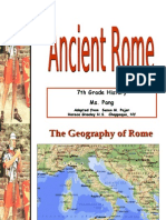 Ancient Rome 2009