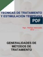 Tecnicas de Tratamiento y Estimulacion Temprana Vojta