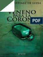 Mart+¡nez de Lezea, Toti-Veneno para la corona (historica)