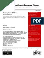 PDF Forms