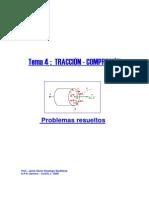 problemas resueltos tracción-compresión