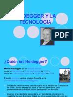 Heidegger y La Tecnologia