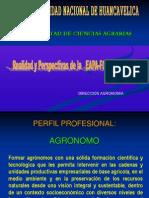 Exposicion Realidad y Prespectivas Eapa-fca-unh