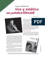 Articulo Jamaica Kincaid