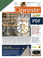 Cipreste 34, Dez 2013