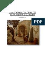 Utilizacic3b3n Colorantes Para Tierra Del Belc3a9n