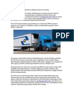Trucking Jobs New York Endorses Enhanced Driver Screening