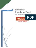 Case Supermercado Modelo - Prêmio de Ouvidorias Brasil 2013