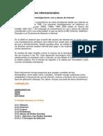 2.4 Redes Sociales en el Perú