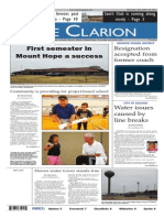 12-26 Clarion Issue