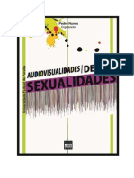 Audiovisualidades Desejo Sexualidades