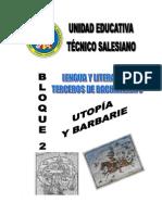Utopia y Barbarie