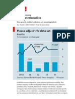 131207_Brazil's economy_ The deterioration _ The Economist