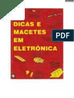 Revista 103 Dicas e Macetes em Eletrônica