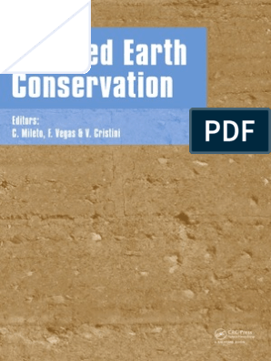 Rammed Earth Conservation
