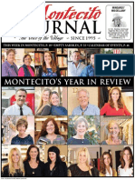 Montecito's Year in Review
